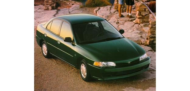 1997 Mitsubishi Mirage