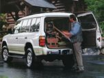 1997 Mitsubishi Montero Sport