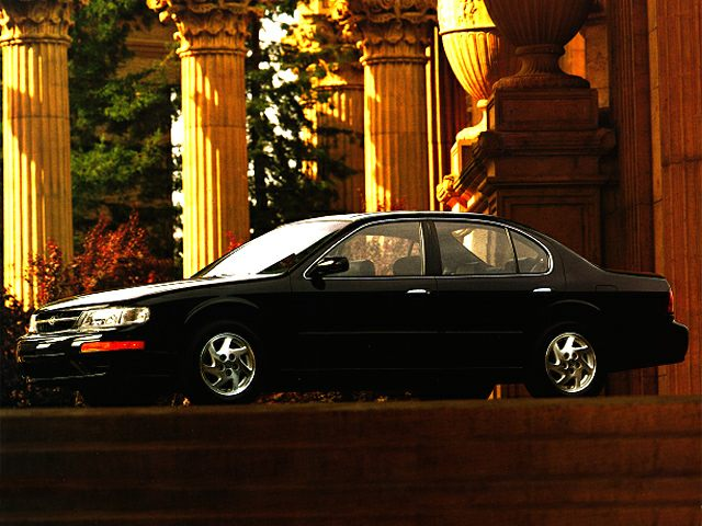 1997 Nissan Maxima GXE Sedan for sale in Norfolk for $1,999 with 278,000 miles.