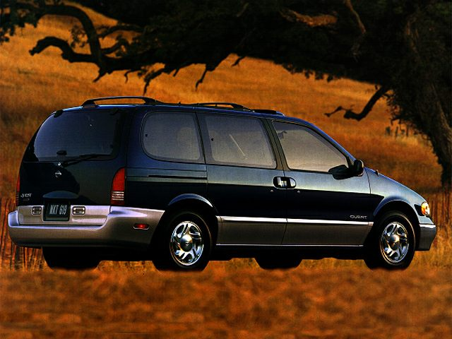 1997 Nissan Quest XE Minivan for sale in Newark for $1,900 with 156,653 miles.