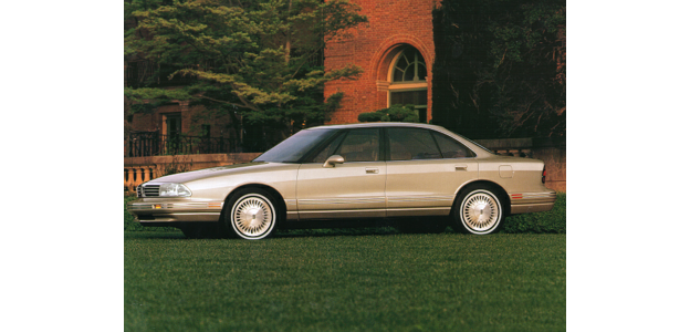 1997 Oldsmobile Regency