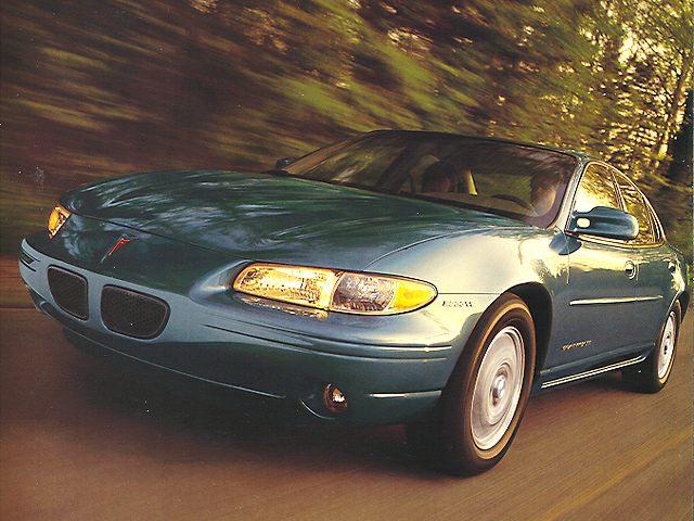 1997 Pontiac Grand Prix SE Sedan for sale in Mason City for $0 with 167,540 miles