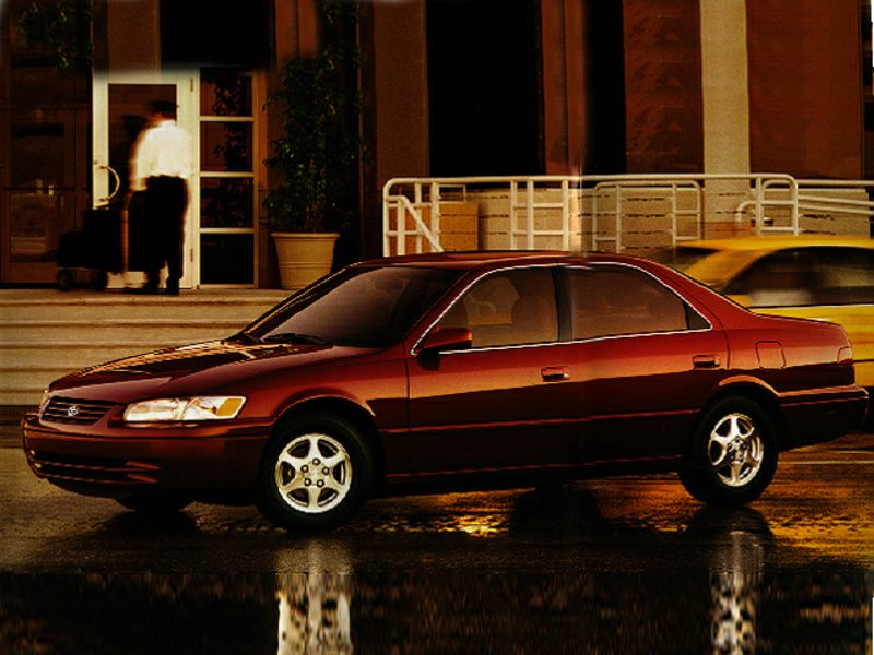 1997 toyota camry specs pictures trims colors. Black Bedroom Furniture Sets. Home Design Ideas