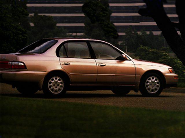 1997 Toyota Corolla Sedan for sale in Athens for $7,887 with 155,619 miles