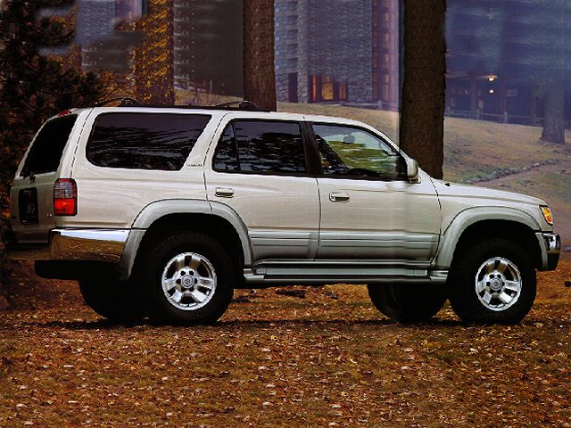 1997 Toyota 4runner Specs Pictures Trims Colors Cars Com