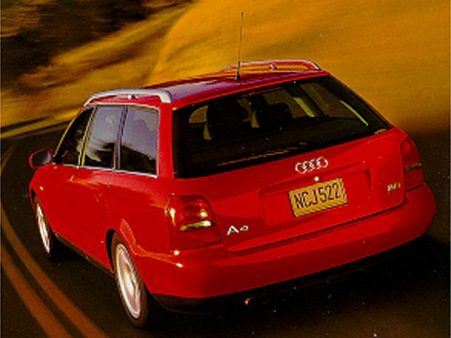 1998 Audi A4 2.8 Avant Quattro Wagon for sale in Bethlehem for $2,495 with 157,403 miles.
