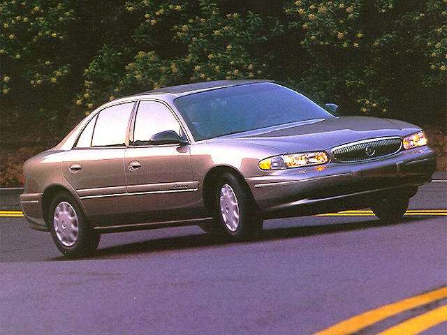 1998 Buick Century Custom Sedan for sale in Jackson for $4,975 with 87,925 miles