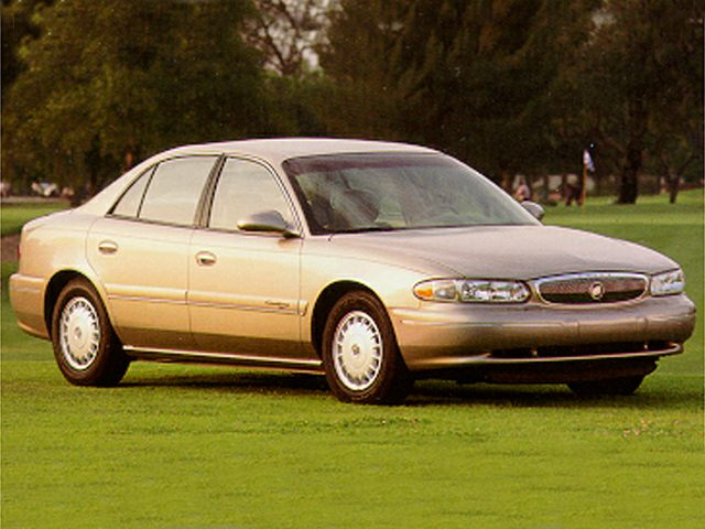 1998 Buick Century Reviews Specs And Prices Cars Com