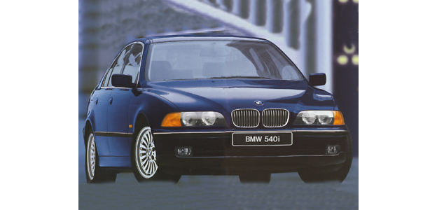 1998 BMW 540