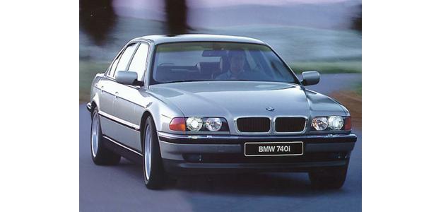 1998 BMW 740