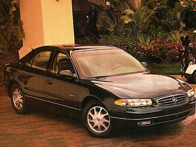 1998 Buick Regal Reviews Specs And Prices Cars Com