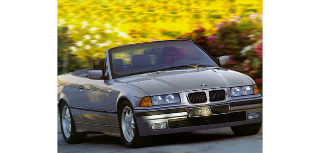 1997 BMW 318