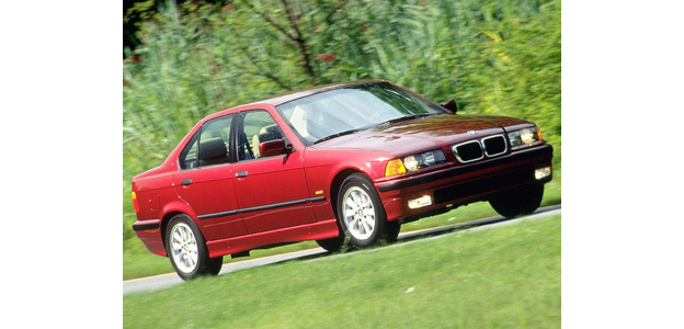 1998 BMW 318