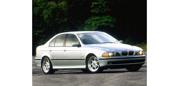 1997 BMW 540