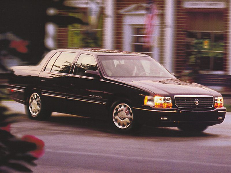 1998 Cadillac Deville Reviews Specs And Prices Cars Com