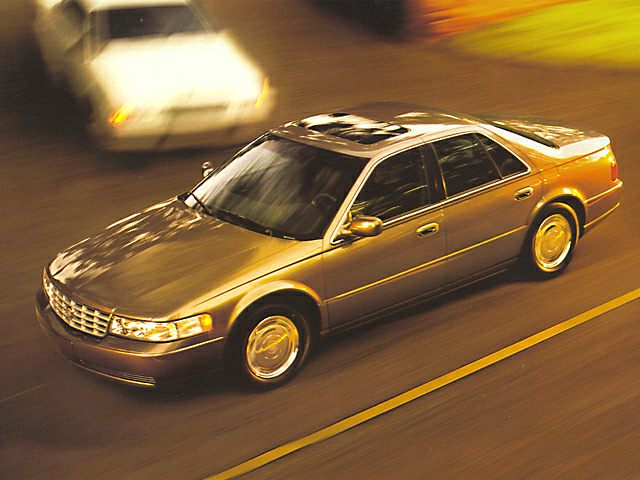 1998 Cadillac Seville SLS Sedan for sale in Houston for $4,995 with 191,836 miles.