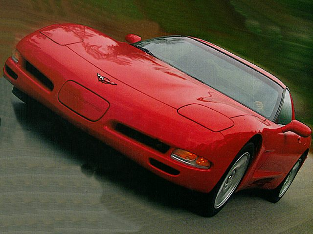 1998 Chevrolet Corvette Convertible for sale in Syracuse for $0 with 0 miles