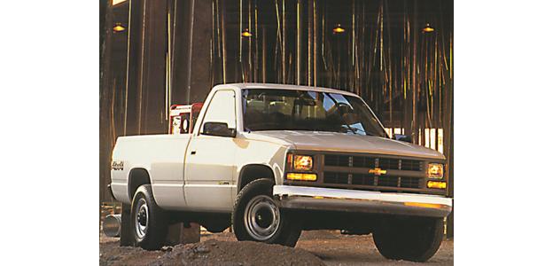 1998 Chevrolet K3500