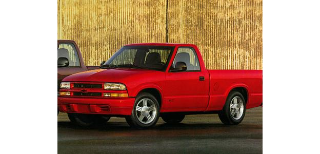 1998 Chevrolet T10