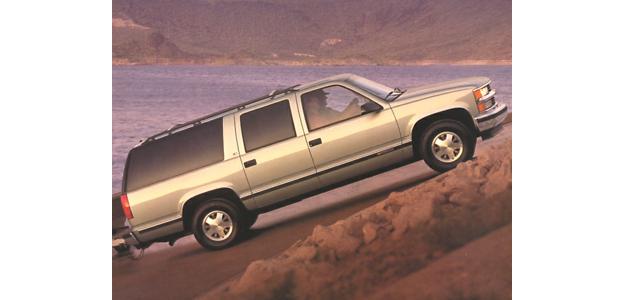 1998 Chevrolet Suburban 1500