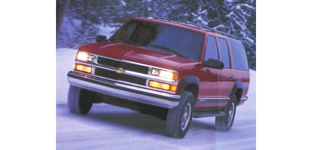 1998 Chevrolet Suburban 2500