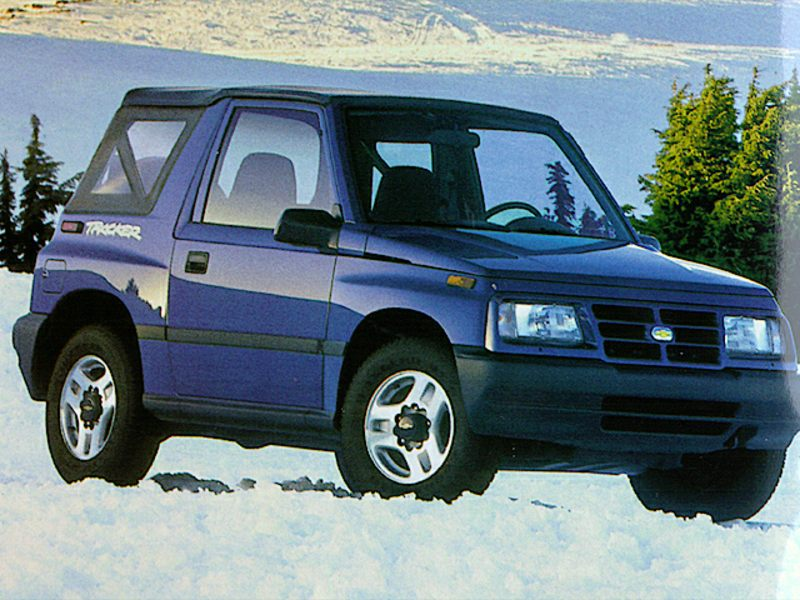 1998 chevrolet tracker reviews specs and prices. Black Bedroom Furniture Sets. Home Design Ideas