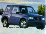 1998 Chevrolet Tracker