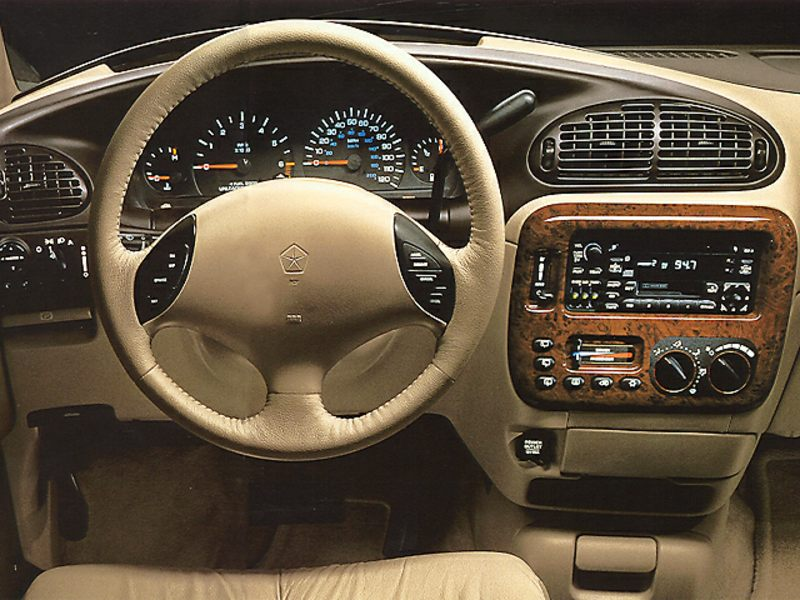 1998 Chrysler Town Amp Country Specs Pictures Trims