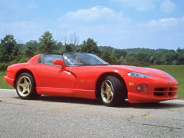 Dodge Vipers For Sale >> 1998 Dodge Viper Specs, Pictures, Trims, Colors || Cars.com