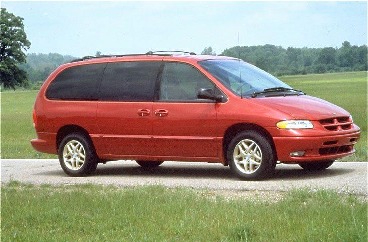 1998 Dodge Grand Caravan SE Minivan for sale in Valdosta for $1,995 with 228,473 miles