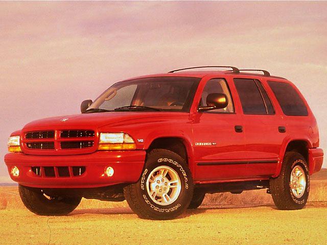 Used Dodge Durango >> 1998 Dodge Durango Specs, Pictures, Trims, Colors || Cars.com