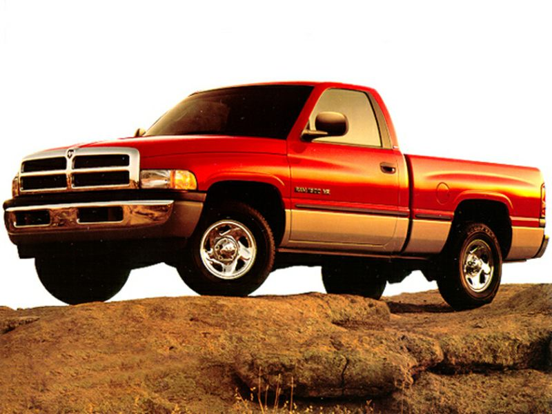 1998 dodge ram 1500 reviews specs and prices. Black Bedroom Furniture Sets. Home Design Ideas