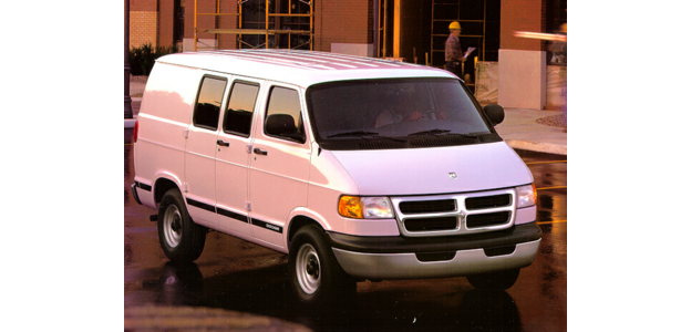 1998 Dodge Ram Wagon 3500