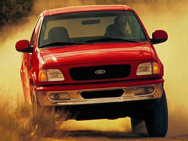 1998 Ford F150 Extended Cab Pickup for sale in Superior for $7,990 with 188,719 miles