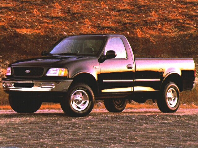 1998 Ford F 150 Specs Pictures Trims Colors Cars Com