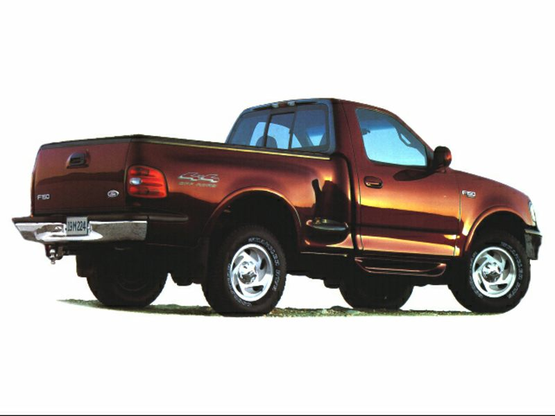 1998 ford f150 reviews specs and prices for 1998 ford f150 motor for sale