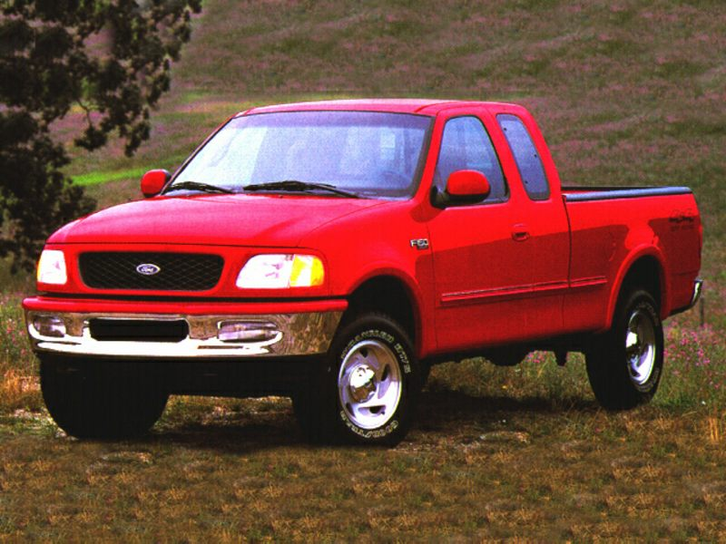 1998 ford f 150 specs pictures trims colors for 1998 ford f150 motor for sale