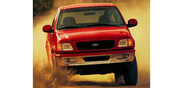 1998 Ford F-250