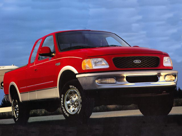 3 Row Truck >> 1997 Ford F-250 Specs, Pictures, Trims, Colors || Cars.com