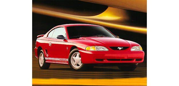 1998.5 Ford Mustang
