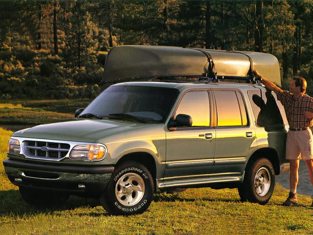 1998 Ford Explorer XLT SUV for sale in Russellville for $2,995 with 207,095 miles.