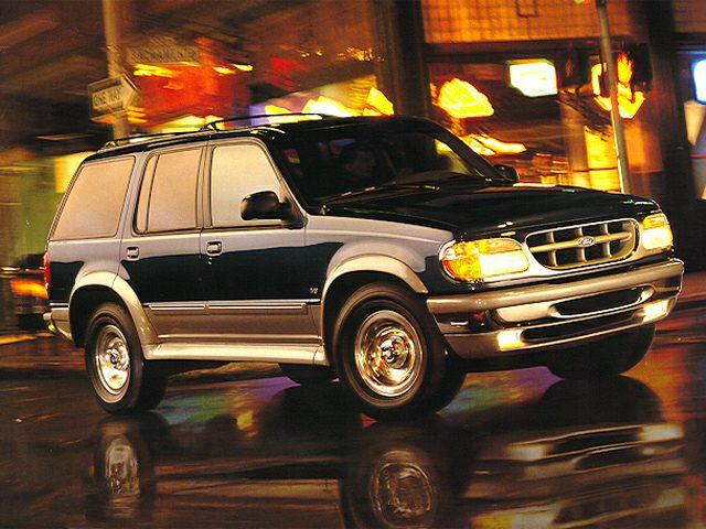 1998 Ford Explorer Reviews Specs And Prices Cars Com