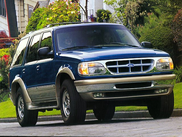 1998 Ford Explorer Reviews Specs And Prices Cars Com
