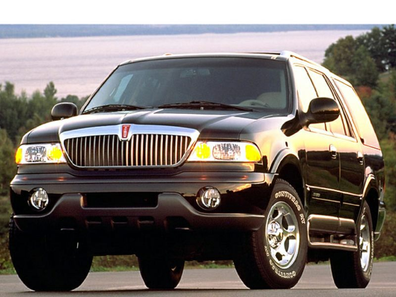 1998 lincoln navigator reviews specs and prices. Black Bedroom Furniture Sets. Home Design Ideas