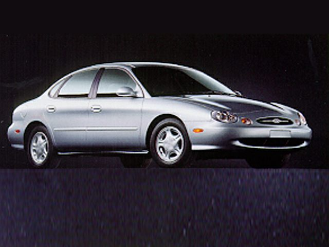1998 Ford Taurus LX Sedan for sale in Jackson for $3,911 with 190,787 miles.