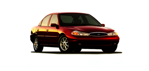 1998.5 Ford Contour