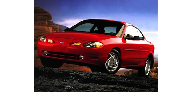 1998.5 Ford Escort