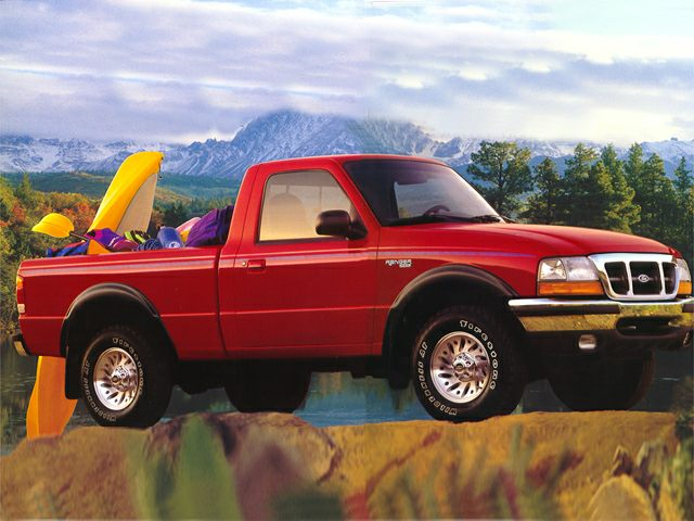 2000 Ford Ranger Supercab >> 1998 Ford Ranger Reviews, Specs and Prices | Cars.com