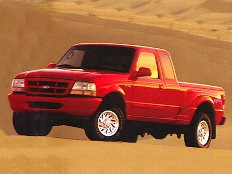 1998 ford ranger reviews specs and prices. Black Bedroom Furniture Sets. Home Design Ideas