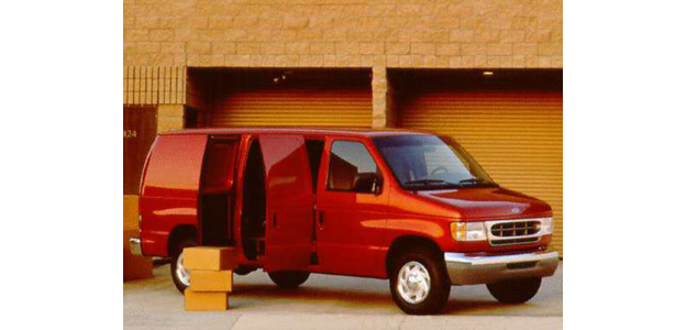 1998 Ford E-350